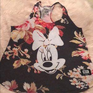Minnie Mouse Neff x Disney Tank Top